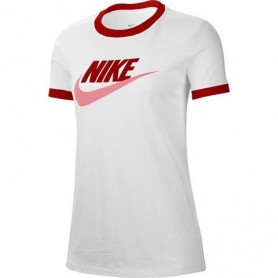 Women's T-shirt Nike W Tee Futura Ringe