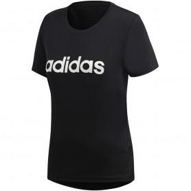 Women's T-shirt Adidas W D2M Lo Tee