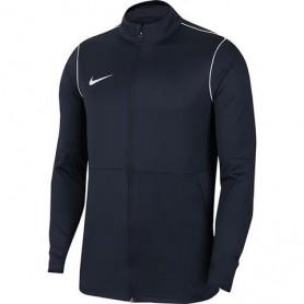 детская толстовка Nike Dry Park 20 TRK JKT K JUNIOR Темно синий