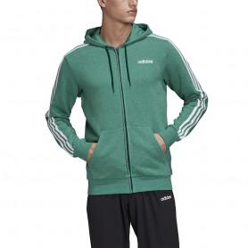 мужская толстовка Adidas Essentials 3 Stripes FZ French Terry