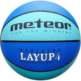 Basketball ball Meteor Layup 4