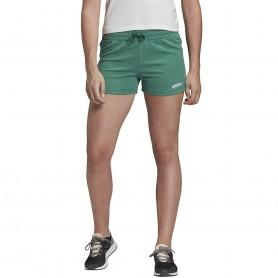 Damen Shorts Adidas W Essentials Solid