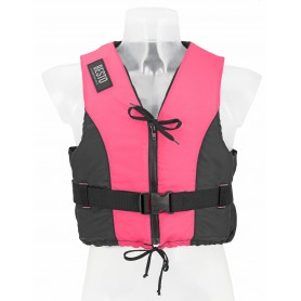 Besto Dinghy 50N ZIPPER Pink / Black XL (70+kg)