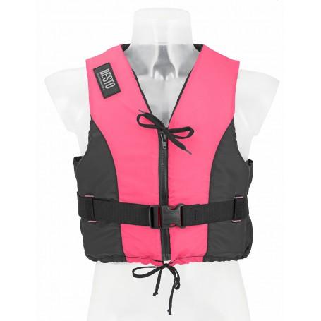 Bērnu glābšanas veste - peldveste Besto Dinghy 50N XS( 30-40kg) ar rāvējslēdzēju