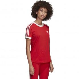 Sieviešu T-krekls Adidas 3 Stripes Tee W