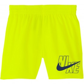 Children's Swim Shorts Nike Logo Solid Lap