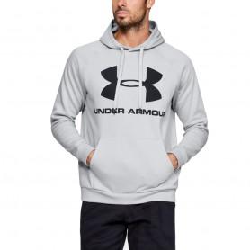мужская толстовка Under Armour Rival Fleece Logo Hoodie