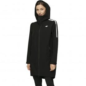 Women's jacket 4F H4L20 KUD003 Black