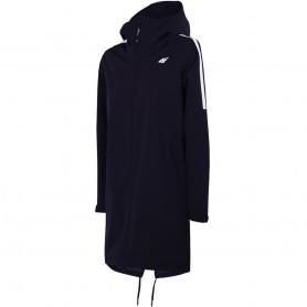 Women's jacket 4F H4L20 KUD003 Dark blue
