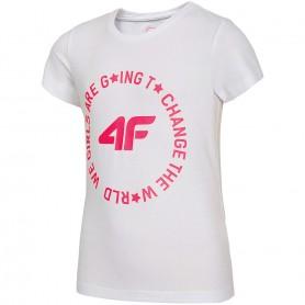 Детская футболка 4F HJL20 JTSD013A