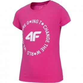 Children's T-shirt 4F HJL20 JTSD013A