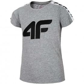 Детская футболка 4F HJL20 JTSD004A