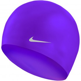 Children's swimming cap Nike Printed Silicon Hype
