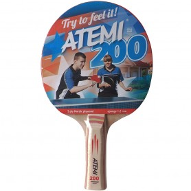 Galda tenisa rakete ATEMI 2000 anatomical