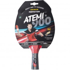Table tennis racket New Atemi 900 concave