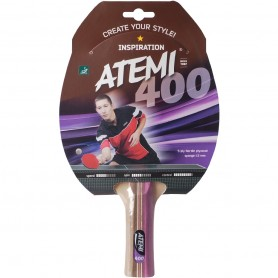 Table tennis racket New Atemi 400 anatomical