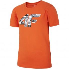 Детская футболка 4F HJL20 JTSM003A