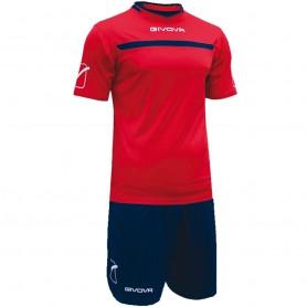 Futbola forma Givova Kit One