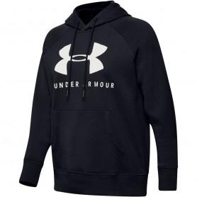 Women sports jacket Under Armour Rival Fleece Graphic Hoodie