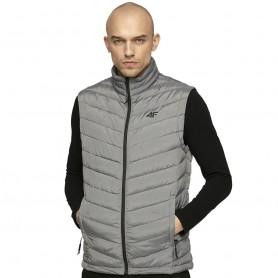 Men's insulated vest 4F H4L20 KUMP001