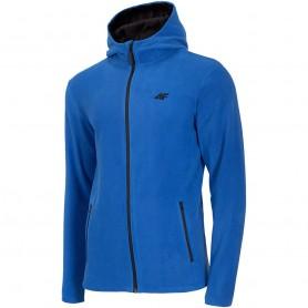 Men's fleece sweatshirt 4F NOSH4 PLM002