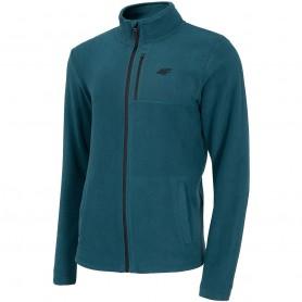 Men's fleece sweatshirt 4F NOSH4 PLM003