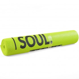 Fitness mat Profit Body and Soul 173 x 61cm / 0,5mm
