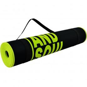 Fitnesa paklājs Profit Body and Soul 180x60x0,6cm