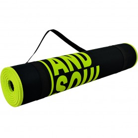Fitness mat Profit Body and Soul 180x60x0,6cm