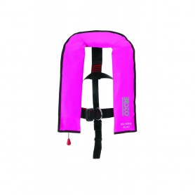 Bērnu piepūšamā glābšanas veste Junior (20-50kg) 100N Besto Raider Style Auto