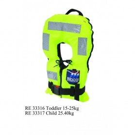 Bērnu glābšanas veste Besto Turn Safe 150N Child(25-40kg)