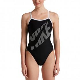Sieviešu peldkostīms Nike Tilt Logo