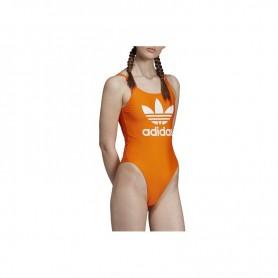 Sieviešu peldkostīms Adidas Trefoil W