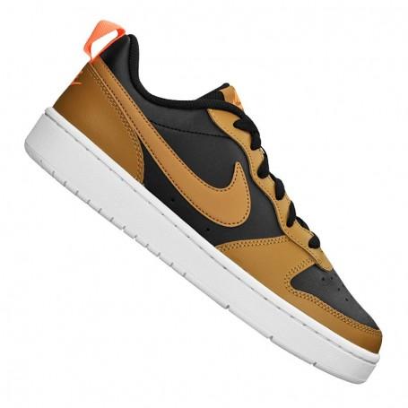 Bērnu apavi Nike Court Borough Low 2
