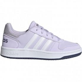 Детская обувь Adidas Hoops 2.0 K