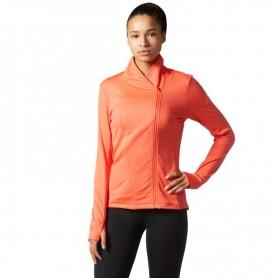 Women sports jacket Adidas Supernova Climaheat Wrap