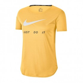 Women's T-shirt Nike Swoosh Run