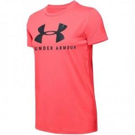 Sieviešu T-krekls Under Armor Graphic Sportstyle