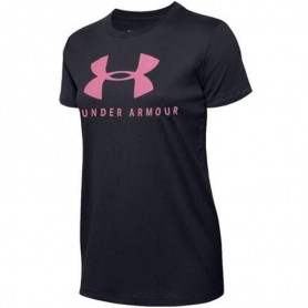 Women's T-shirt Under Armor Graphic Sportstyle