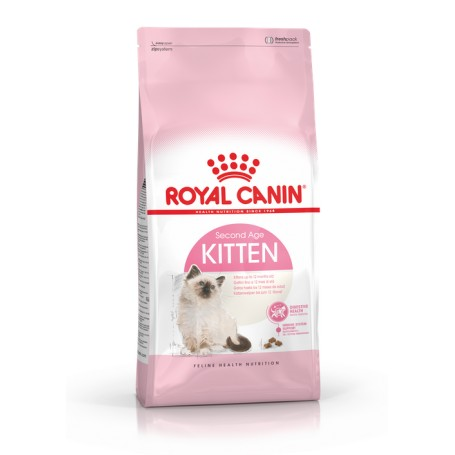 Kitten Dry Cat Food 4kg
