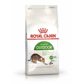 Dry Cat Food Outdoor 10kg