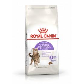 Dry Cat Food 2kg x 4 Appetite Control Sterilised