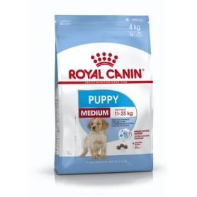 Kuivtoit koertele Medium Puppy 15kg