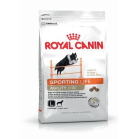 Sausā barība suņiem 15kg Sporting Life Agility 4100 L