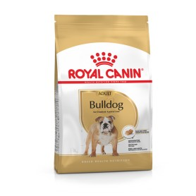 Dry Dog Food Bulldog Adult 12kg