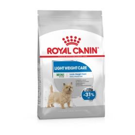 Kuivtoit koertele 8kg Mini light weight care