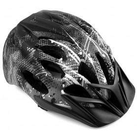 Helmet Spokey Checkpoint 58-61 cm
