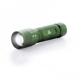 Aluminum Macgyver torch with smooth light regulation 200 LM