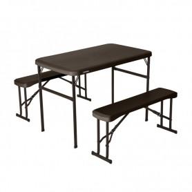 Picnic flat folded set 106 cm