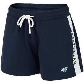 Women's shorts 4F H4L20 SKDD003